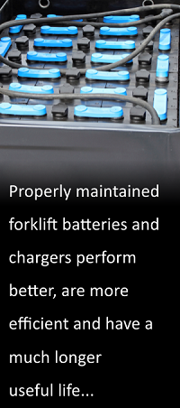 AMP Battery Service Caption