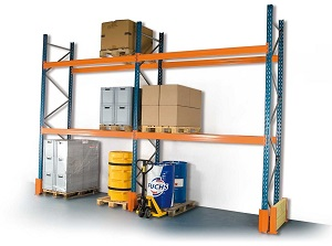 Warehouse Racking Shelving and Products