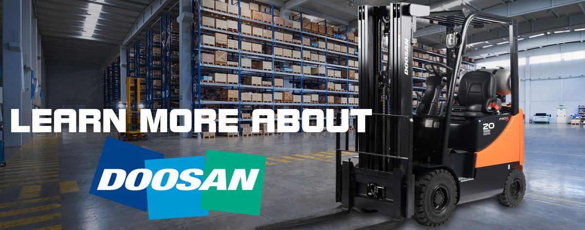 Doosan Industrial Vehicle Showroom   New Forklift for Sale in Tennessee